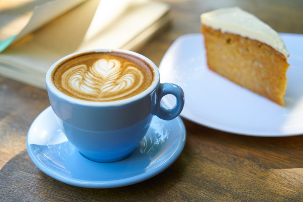 coffe and pie
