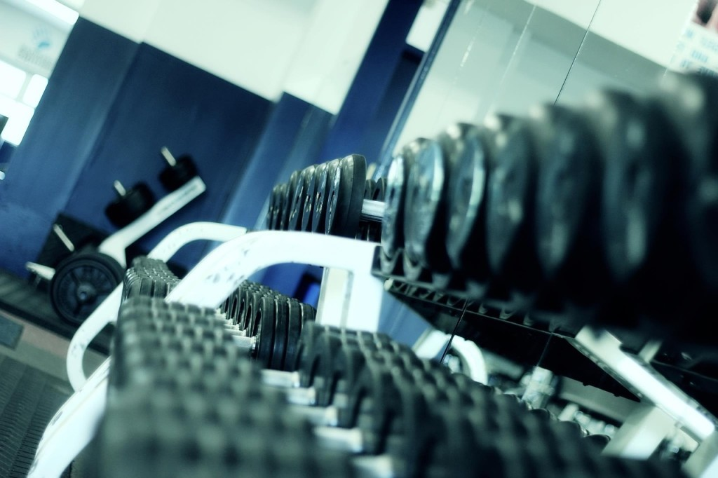 condo gym features