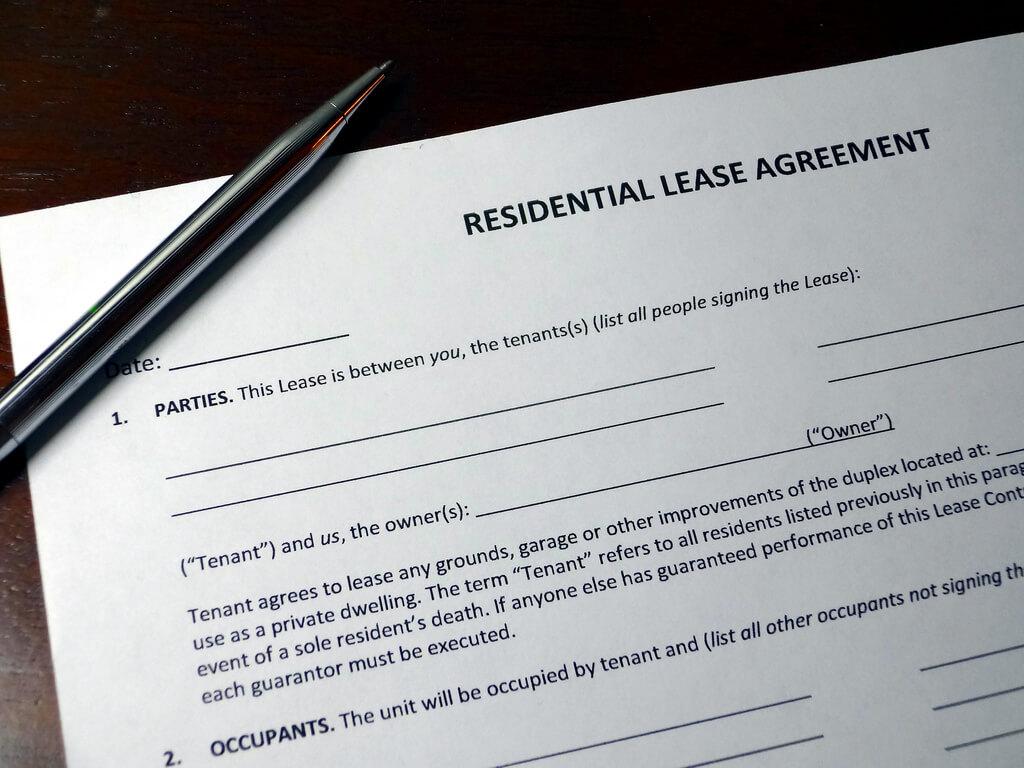 Condo Leasing Contract