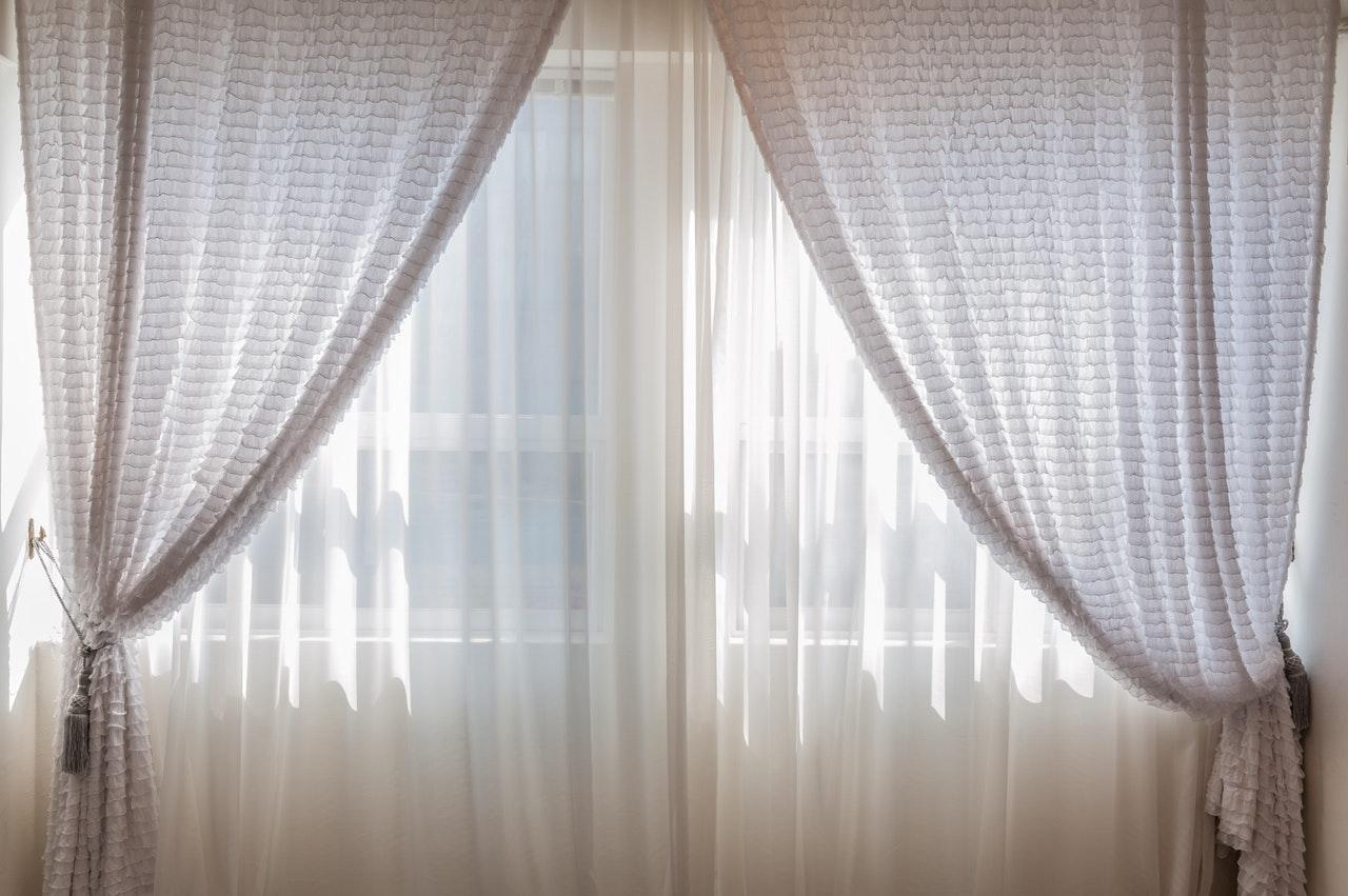 contemporary cozy curtain