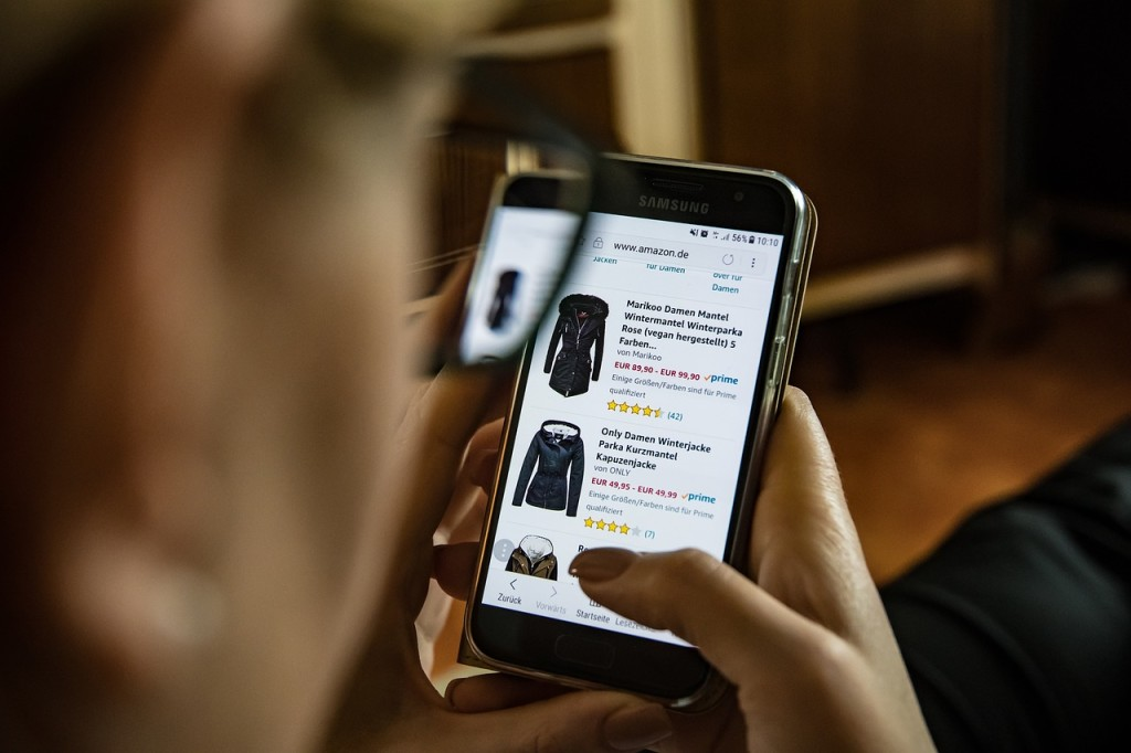 do shopiing online