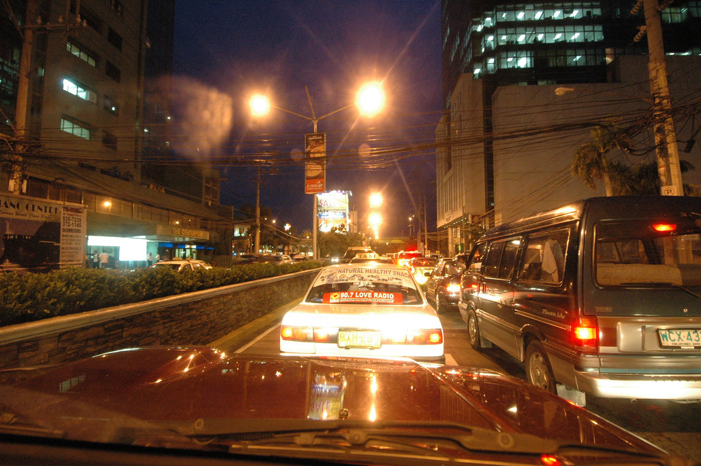 edsa shaw traffic