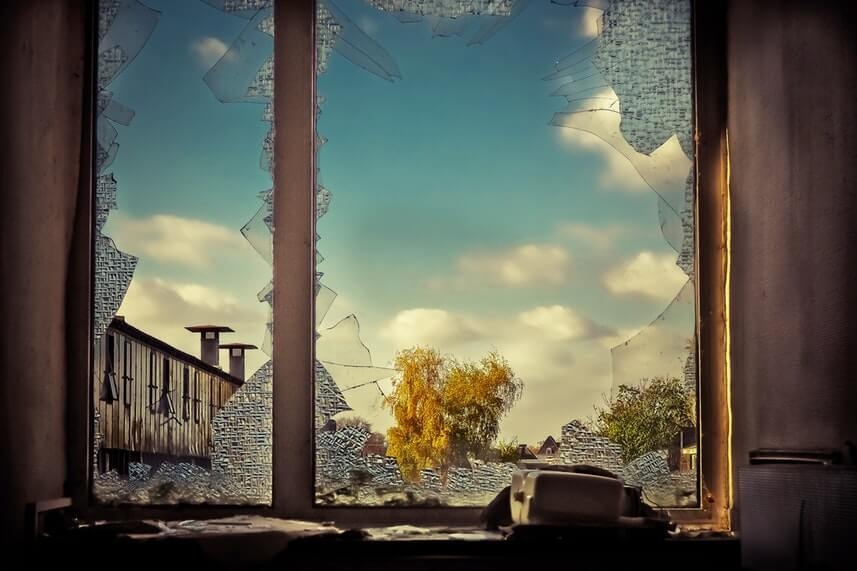 feng shui fix broken things in house