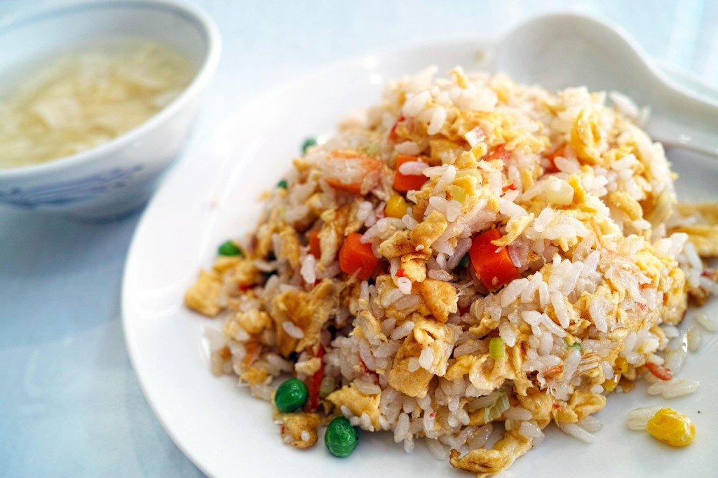 festive fried rice