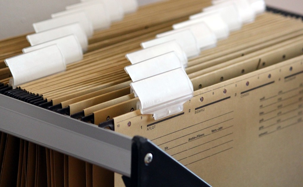 files ready categorize organize