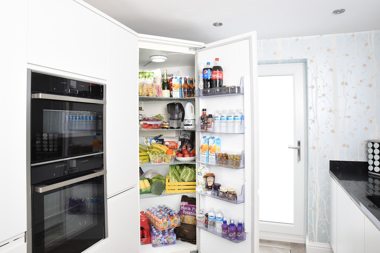 fridge full stock
