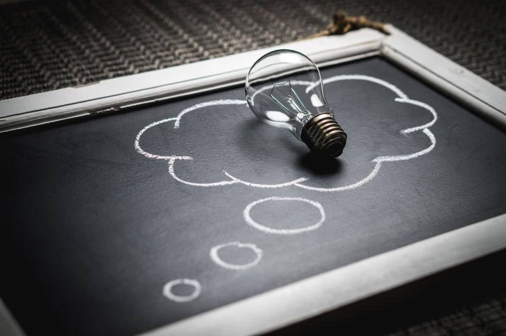 idea board bulb