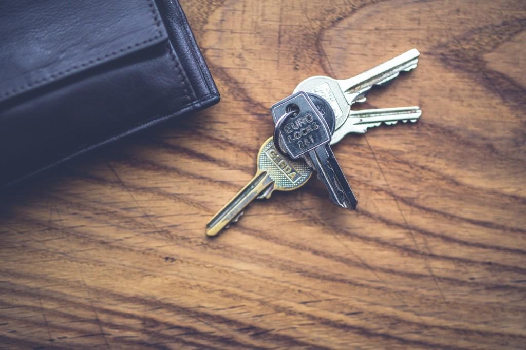 keys for subleaser