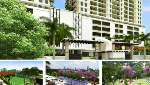 La Verti Residences – 2 Bedroom, Bare