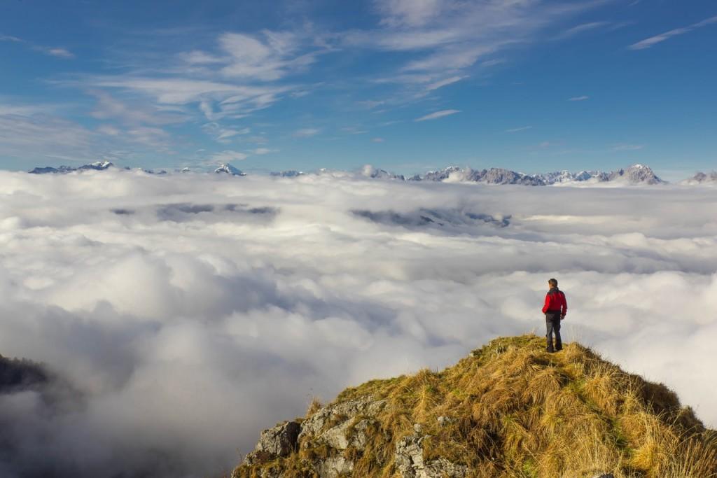 man reach summit benguet