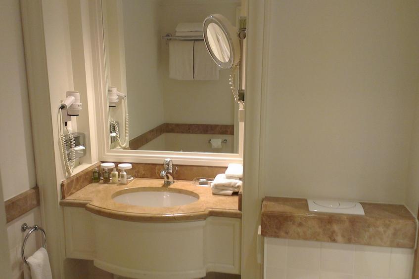 increase renting income bathroom
