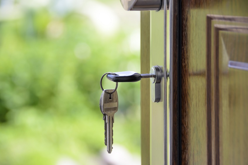 condo renters security secure the locks