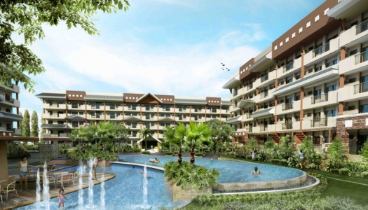 Asteria Residences – 2 Bedrooms, Bare