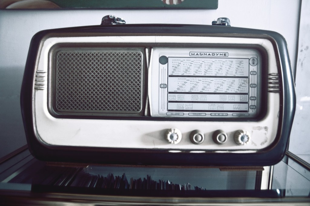 radio speaker