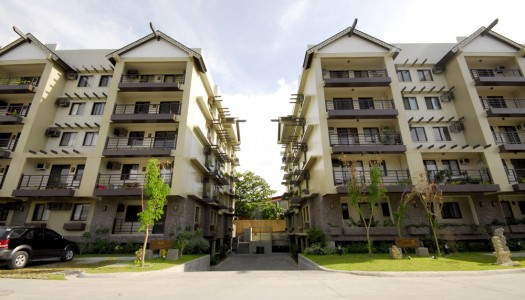 Raya Garden Condominiums – 2 Bedrooms, Bare