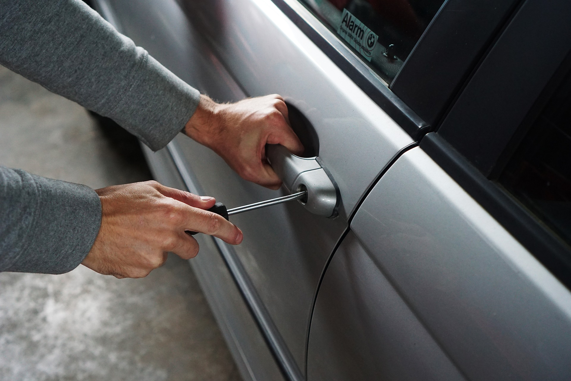 Car Security Statistics that Convince you to Get a Parking Space