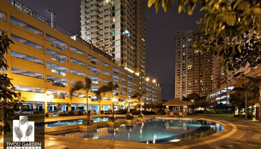 Tivoli Garden Residences – 3 Bedrooms(Tandem), Semi-Furnished