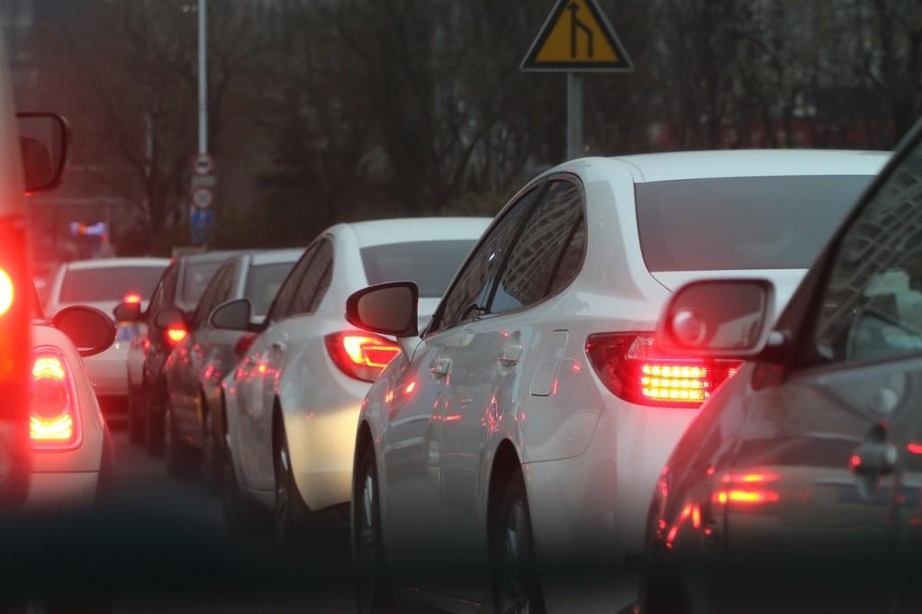 traffic jam manila