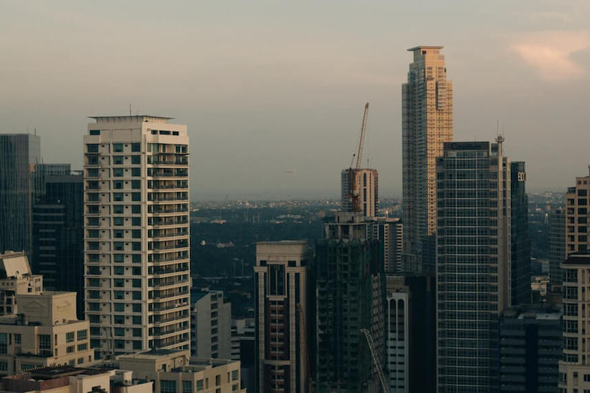wealthiest city to live makati